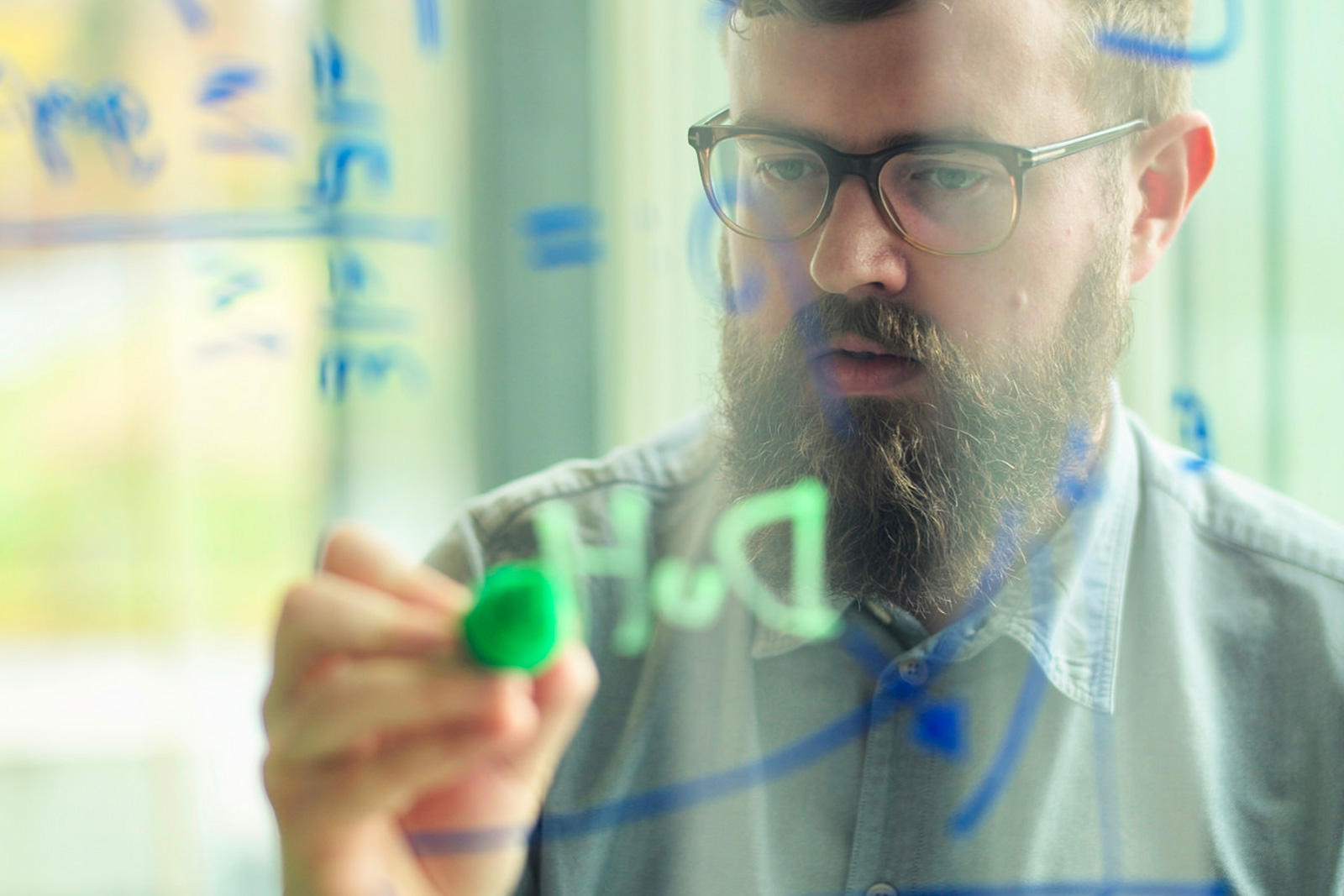 IBM Researcher working on Machine Learning